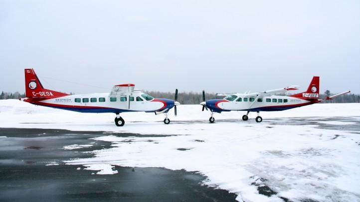 Cessna Caravan C208B's