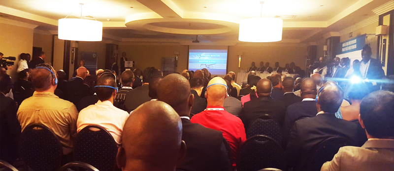 DRC Mining Week Conference