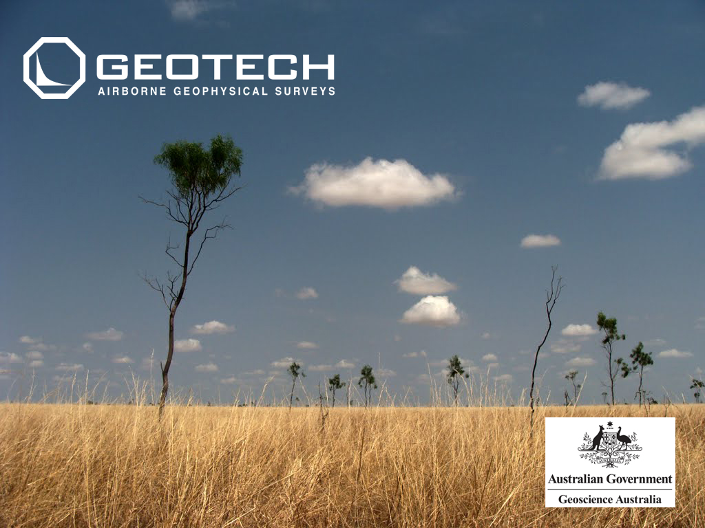Geotech Airborne Pty Ltd awarded two new contracts with Geoscience Australia