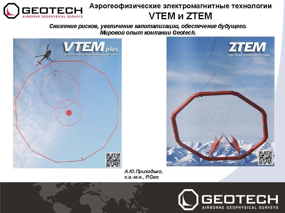 VTEM & ZTEM