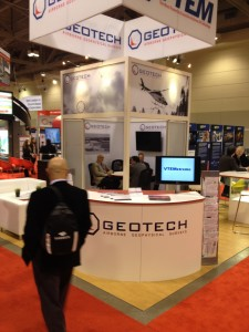 Geotech PDAC Booth
